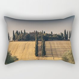 Italy Landscape Rectangular Pillow