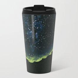 Night Sky Metal Travel Mug