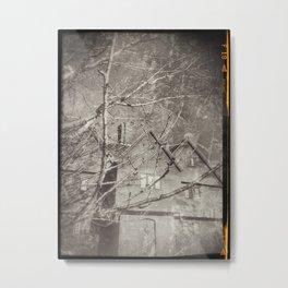 Witch House/Corwin House Salem MA #1 Metal Print