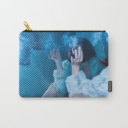 Smoked in Mirrors Carry-All Pouch