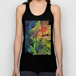 The Jungle vol 5 Unisex Tank Top