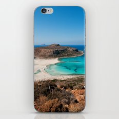 Balos Beach iPhone & iPod Skin
