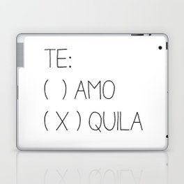 Tequila Laptop & iPad Skin