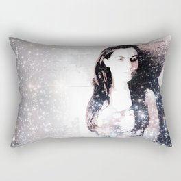 A Bright Star Elizabeth Taylor Rectangular Pillow