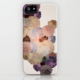 Florals // Pattern III iPhone Case