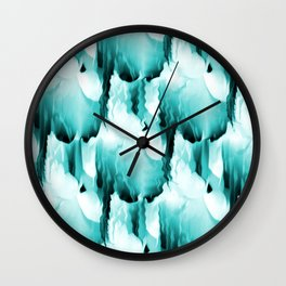 That Frozen Feeling.... Wall Clock