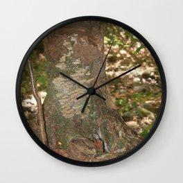 Fairie Spaces Wall Clock