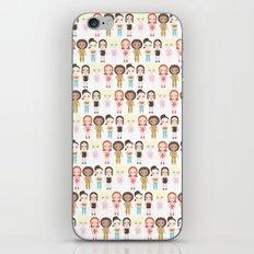 Spice Girls Pattern iPhone & iPod Skin