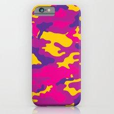 Camouflage Slim Case iPhone 6