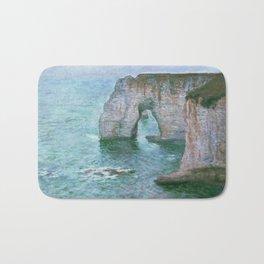 Claude Monet, French, 1840-1926 Manne-Porte, Etretat Bath Mat
