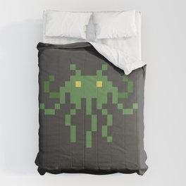 Cthulhu Invader Comforters