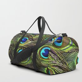 Peacock Duffle Bag