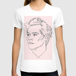 Harry Styles Drawing T-shirt
