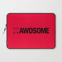 AWDSOME v4 HQvector Laptop Sleeve
