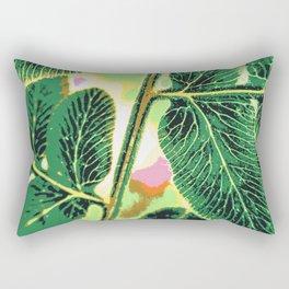 party fern Rectangular Pillow