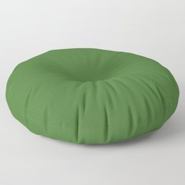 Green | Solid Colour Floor Pillow