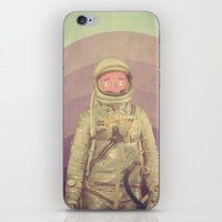 explore iPhone & iPod Skins featuring Explore by Pope Saint Victor