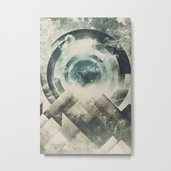 Moon travel Metal Print