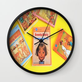 Ramona Quimby Age 8 Wall Clock