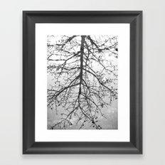 { Reflection } Framed Art Print
