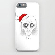 Tired Santa iPhone 6s Slim Case
