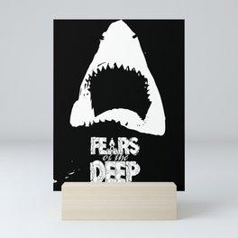 Shark! (FOD) Mini Art Print