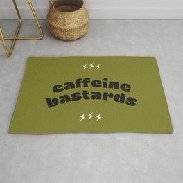 Caffeine Bastards Rug