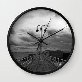 Jersey Shore Wall Clock