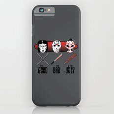 Hockey Mask Evolution iPhone 6s Slim Case