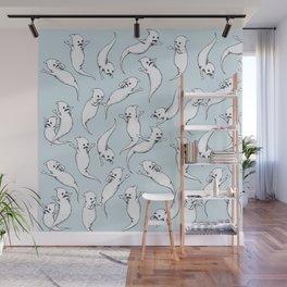 Lil' Ghosties Wall Mural