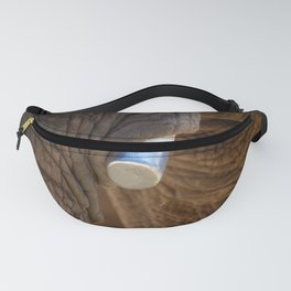 Tusks and Folds Fanny Pack