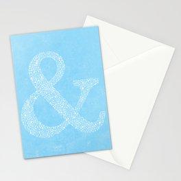 Ampersand of Ampersands Stationery Cards