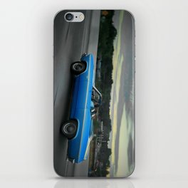 Blue '69 Chevelle iPhone Skin