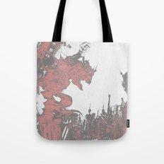 Terra-nigma Tote Bag