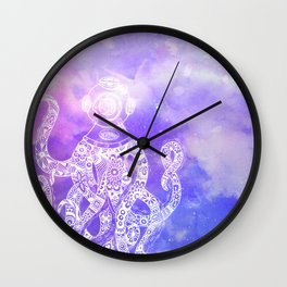 OctiMan Wall Clock