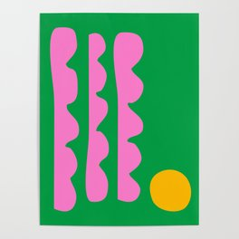 Spring Whimsy Poster