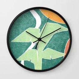 Barcelona no. 1 Wall Clock