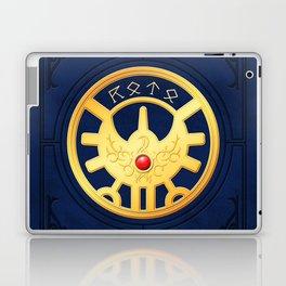 Erdrick's Seal (Vertical) Laptop & iPad Skin
