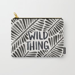 Wild Thing – Black Palette Carry-All Pouch