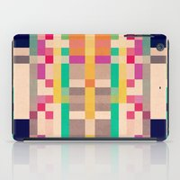quilt iPad Cases featuring quilt by spinL