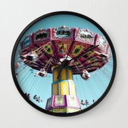 Fly. Wall Clock