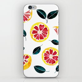 Fruit Crush #society6 #decor #buyart iPhone Skin