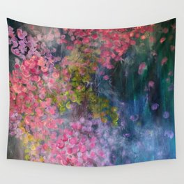 Arctic Bubbles   Wall Tapestry