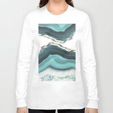 Sea Agate Long Sleeve T-shirt