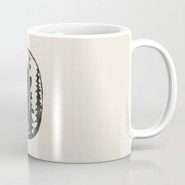 El solo Lobo Coffee Mug
