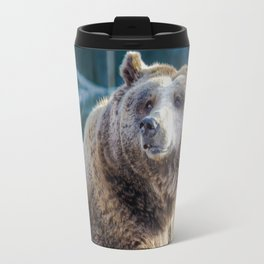Grizzly Travel Mug