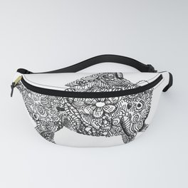 Horse Rider Fanny Pack