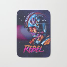 Rebel Rebel Bath Mat