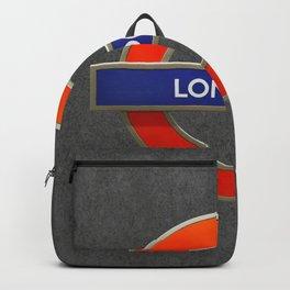 London City Tube Backpack