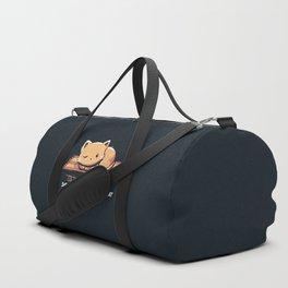 Not a Regular Domestic Cat Duffle Bag